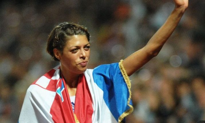 Blanka Vlašić elected to European Olympic Committees Athletes' Commission