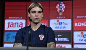 """Borna Sosa:""""I've always dreamed of playing at the World Cup"""""""