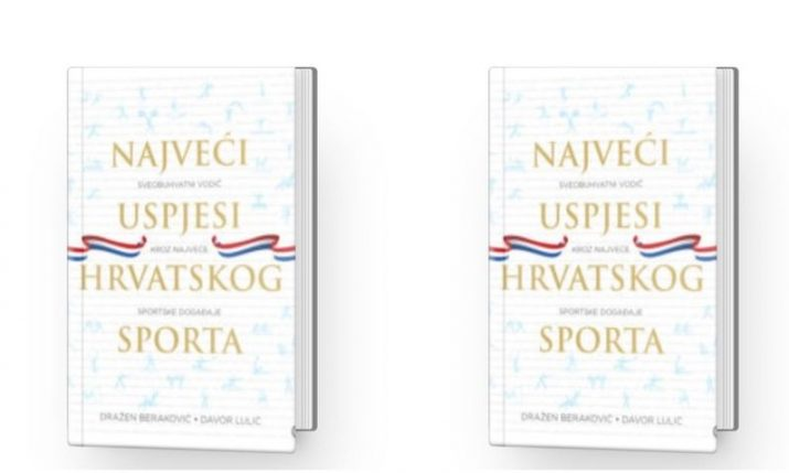 Book about Croatians' greatest sports achievements launched