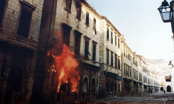 Dubrovnik remembers 30th anniversary of bombing