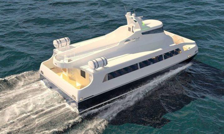 Autonomous electric catamaransfor the Croatian coast