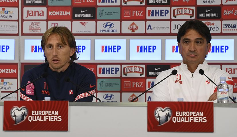 Modrić talks Slovakia, missed penalty and Ballon d'Or nomination