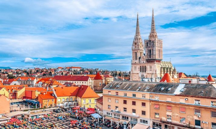 Japanese firm donates earthquake early warning device to Zagreb cathedral